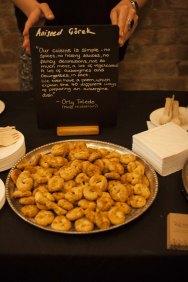 Raki biscuits / photo by Sebnem Ugural