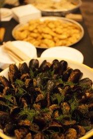 Stuffed Mussels / photo by Sebnem Ugural