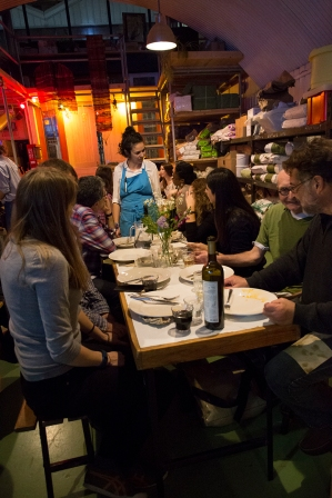 Armenian Supper Club @e5bakehouse photo by Sebnem Ugural