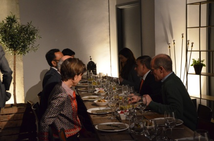 Secret Supper Club with Oxfam
