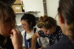 Kitchen - Secret Supper Club with Oxfam