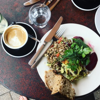 Lunch at e5bakehouse - image by @certifiednosh