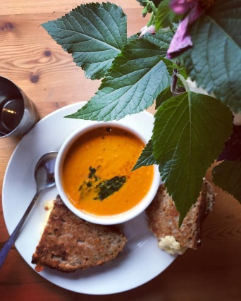 Lunch at e5 bakehouse - image by @katiewilsonfoto